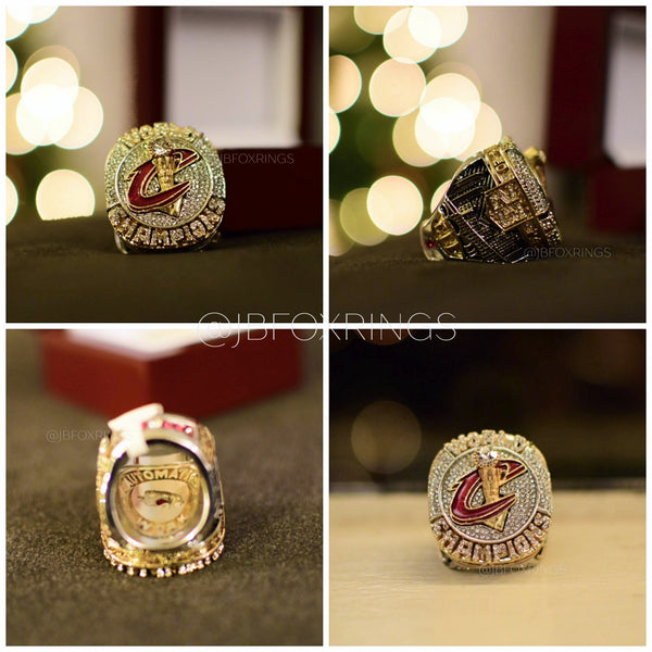 Cleveland Cavaliers (2016) Replica Lebron James NBA Championship Ring