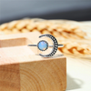 The Lunar Globe- Resizable Women's Ring