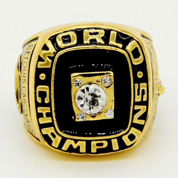 St Louis Cardinals (1967) World Series Replica MLB Championship Ring