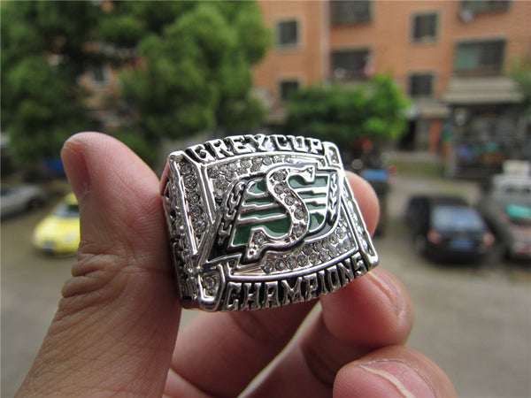 Saskatchewan Roughriders (2007) Replica Grey Cup Championship Ring