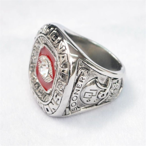 Oklahoma Sooners (1974-1975) - Replica NCAA College Football Championship Ring