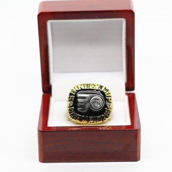 Philadelphia Flyers (1974) - Replica NHL Stanley Cup Championship Ring