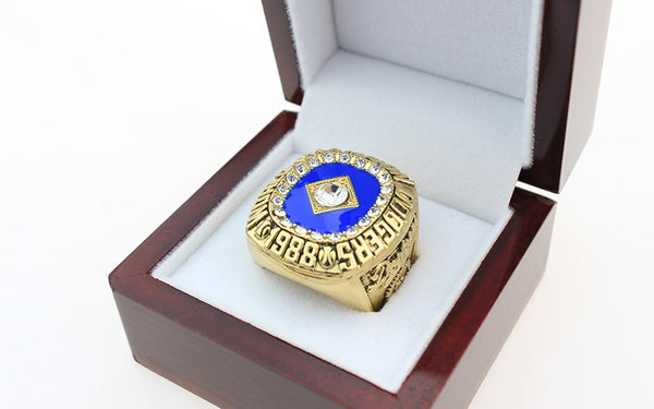 LA Dodgers (1988) World Series Championship Replica Ring