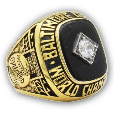 Baltimore Orioles (1966) Replica MLB World Series Championship Ring