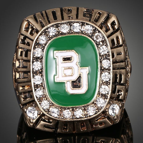 Baylor Bears NCAA (2005) Replica National Championship Ring
