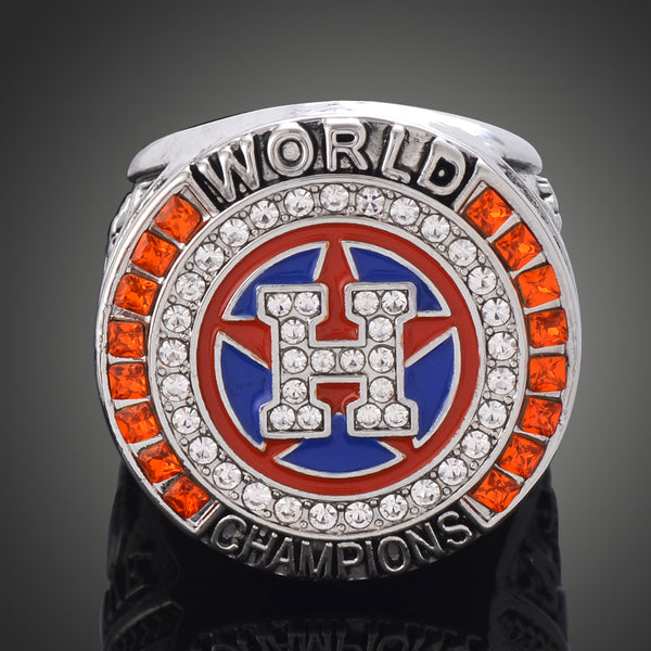 Houston Astros (2017) - Replica World Series Championship Ring [Fan Design]