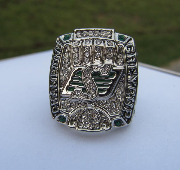 Saskatchewan Roughriders (2013) Replica Grey Cup Championship Ring