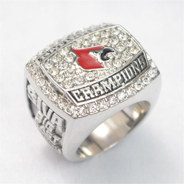 Louisville Cardinals (2013) - Replica NCAA Basketball Championship Ring