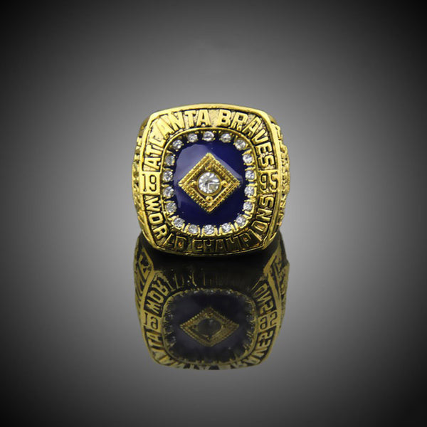 Atlanta Braves (1995) - Replica Baseball World Series Championship Ring