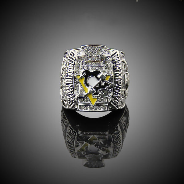 Pittsburgh Penguins (2009) - Stanley Cup Replica NHL Championship Ring