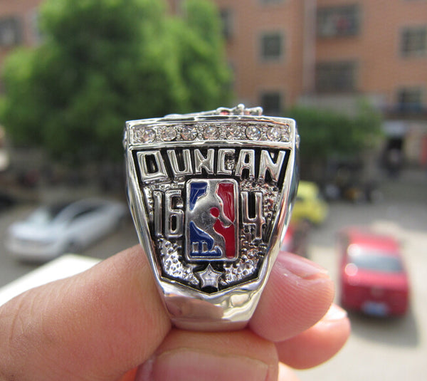 San Antonio Spurs (2007) Basketball Championship Replica NBA Ring