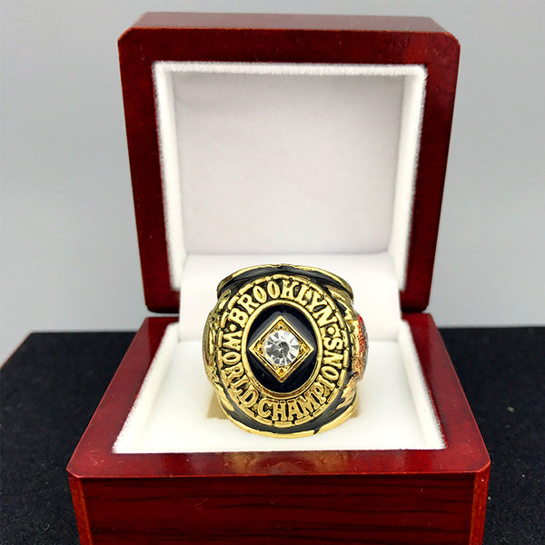 LA Dodgers (1955) World Series Championship Replica Ring