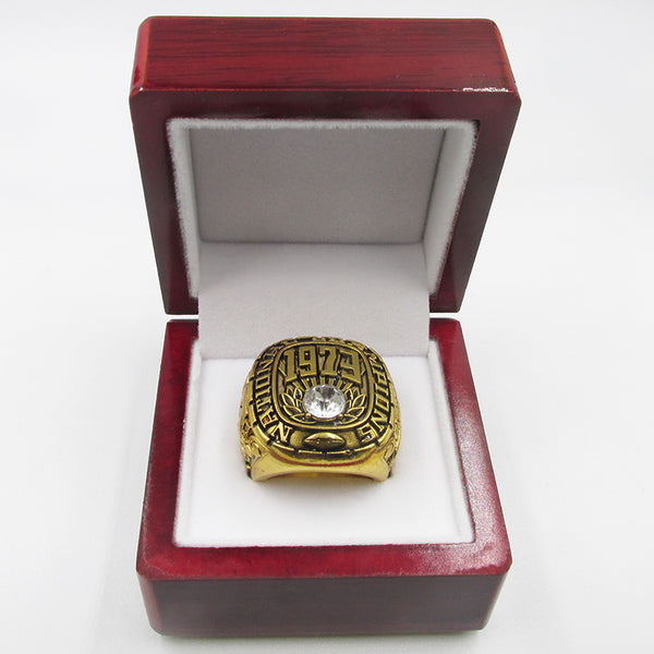 Alabama Crimson Tide (1973) - Replica NCAA National Championship Ring