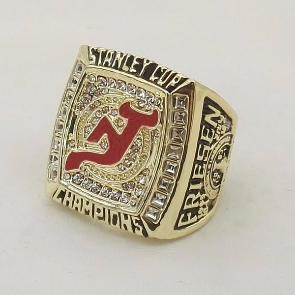 New Jersey Devils (2003) - Stanley Cup NHL Championship Replica Ring