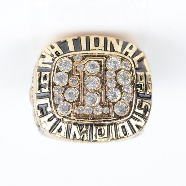University of Florida Gators (1996) NCAA Football Championship Replica Ring