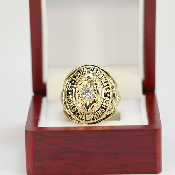 St Louis Cardinals (1926) World Series Replica MLB Championship Ring