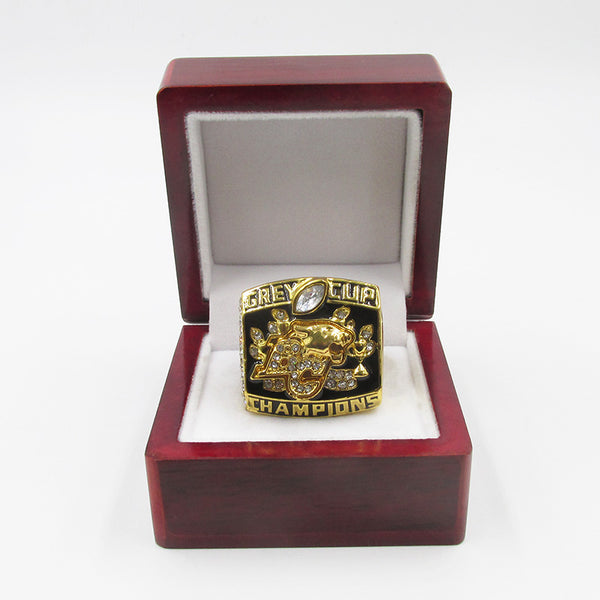 BC Lions (2006) - Replica Grey Cup Championship Ring