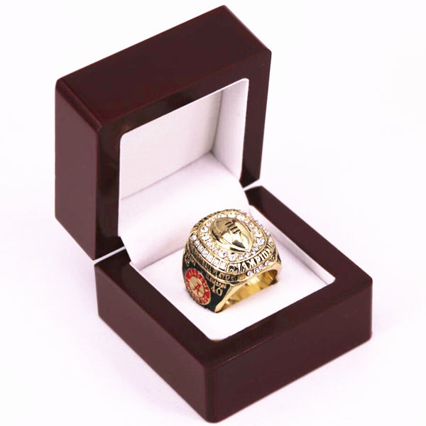 Alabama Crimson Tide NCAA (2015) - Replica National Championship Ring (2017 Design)