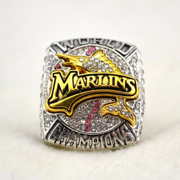 Florida Marlins (2003) - Replica World Series Championship Ring