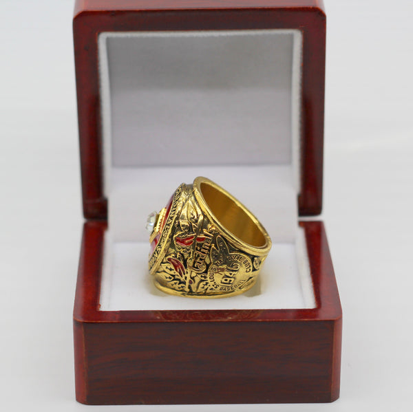 St Louis Cardinals (1946) World Series Replica MLB Championship Ring