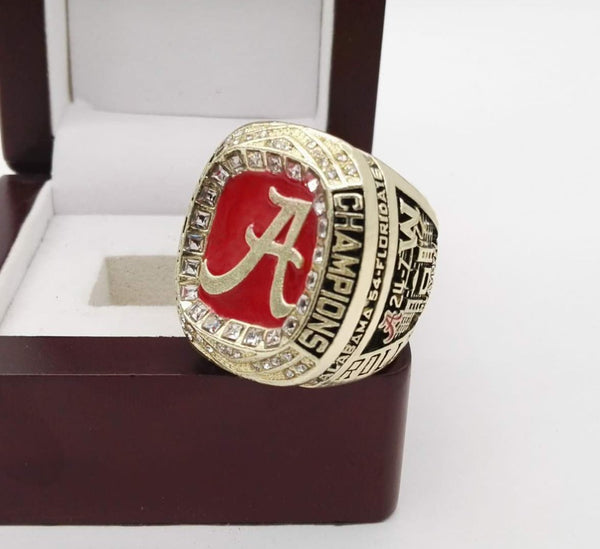 Alabama Crimson Tide NCAA (2016) - Replica SEC Championship Ring