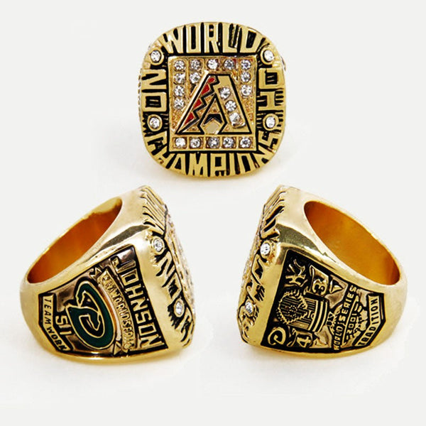 Arizona Diamondbacks (2001) - Replica World Series Championship Ring