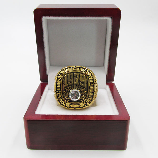 Alabama Crimson Tide (1979) - Replica NCAA National Championship Ring