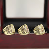 New Jersey Devils - NHL Hockey Replica Stanley Cup Championship Rings [3 Ring Set]
