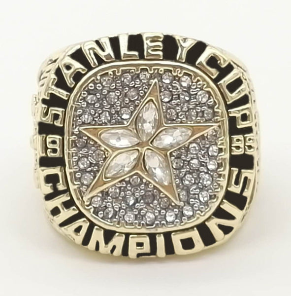 Dallas Stars Hockey (1999) Replica NHL Stanley Cup Finals Championship Ring
