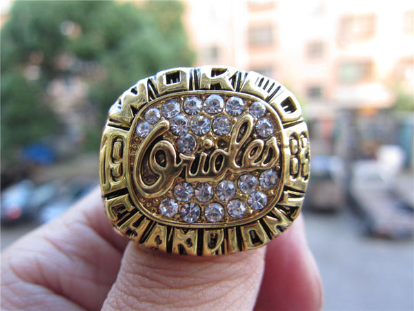 Baltimore Orioles (1983) - Replica MLB World Series Championship Ring