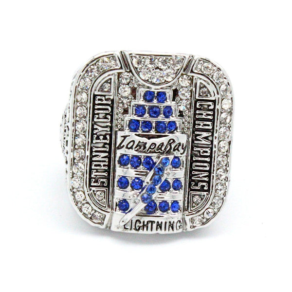 Tampa Bay Lightning NHL (2004) Replica Stanley Cup Championship Ring