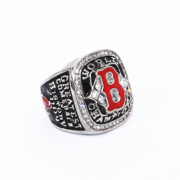 Boston Red Sox (2004) - CUSTOM NAME - Replica World Series Championship Ring