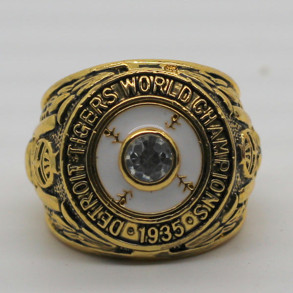 Detroit Tigers (1935) Replica MLB World Series Championship Ring
