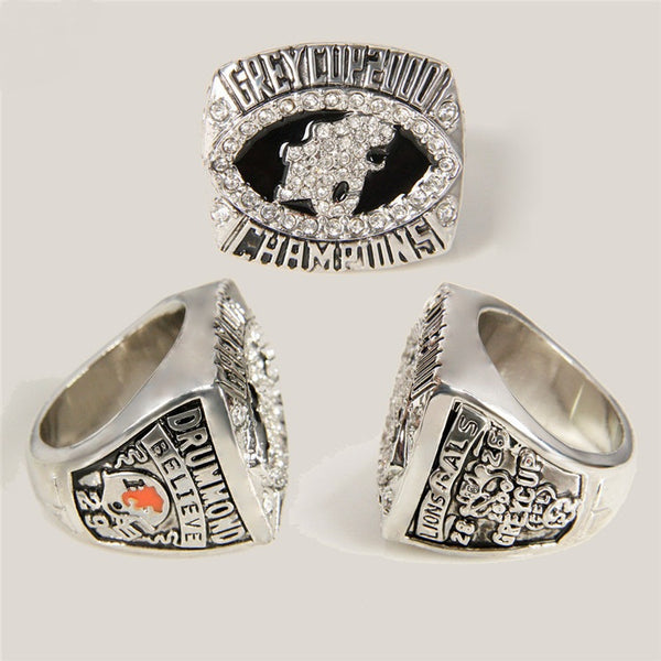 BC Lions (2000) - Replica Grey Cup Championship Ring