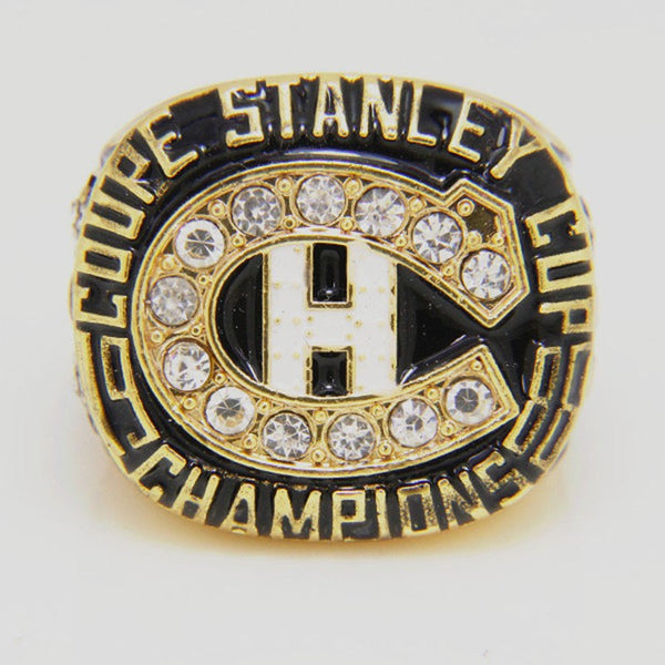 Montreal Canadiens (1986) - Stanley Cup Finals Championship Replica NHL Ring