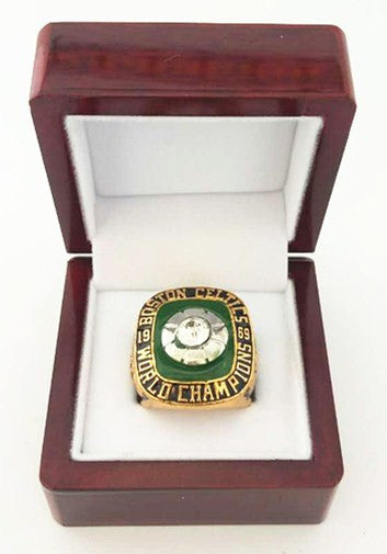 Boston Celtics (1969) - John Havlicek Championship Replica NBA Ring