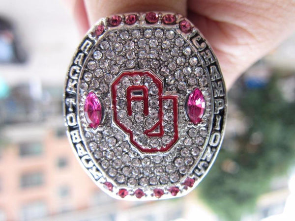 Oklahoma Sooners (2016) - Replica NCAA Big 12 Championship Ring