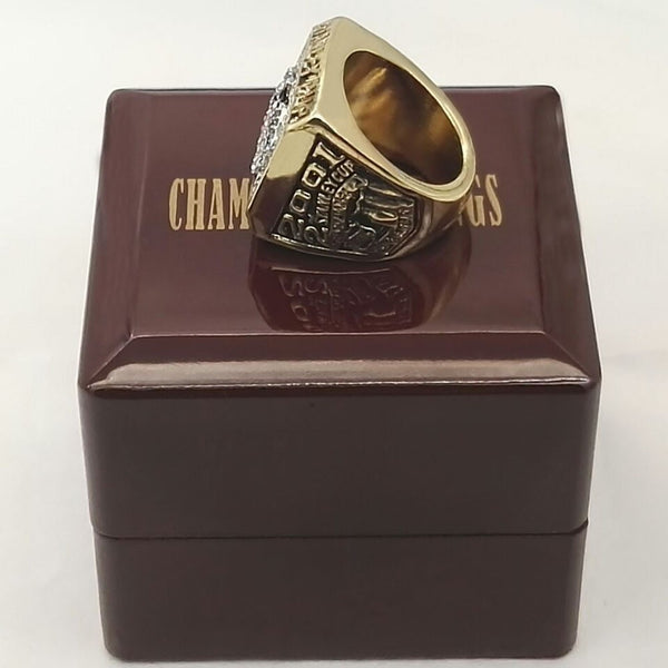 Colorado Avalanche Hockey (2001) - Replica NHL Stanley Cup Championship Ring