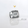 Fantasy Football League (2019) - Championship Ring (Iced Out Football)