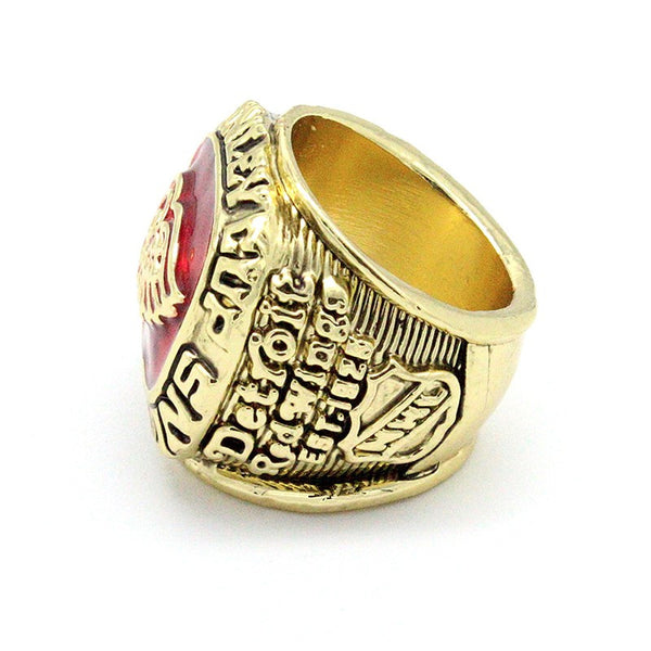 Detroit Red Wings NHL (1997) - Replica Stanley Cup Championship Ring