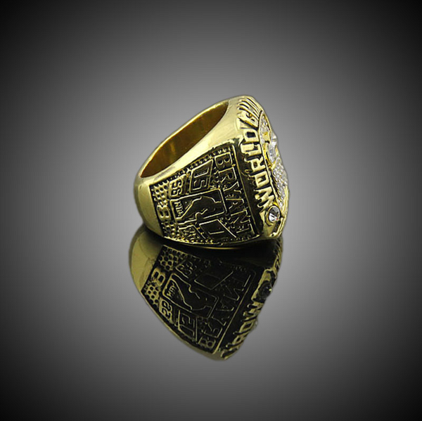 Los Angeles LA Lakers (2001) - Replica NBA Championship Ring