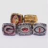 Georgia Bulldogs - Replica NCAA National Championship Rings [5 Ring Set]