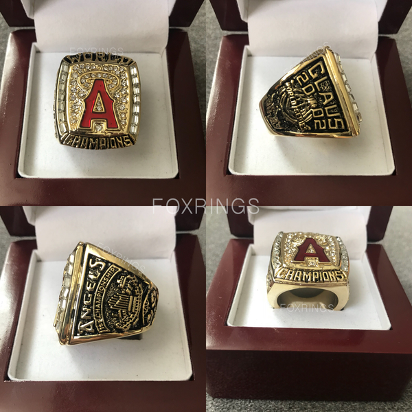 Anaheim Angels (2002) - Replica World Series Championship Ring