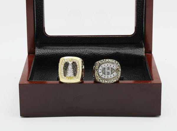 Montreal Canadiens (1986 1993) Replica NHL Stanley Cup Championship Rings [2 Ring Set]