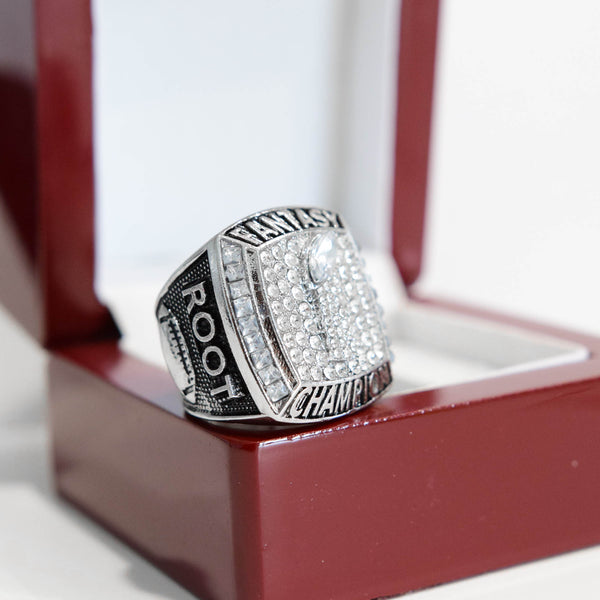 PREMIUM FFL - Fantasy Football League (2020) - CUSTOM NAME Championship Ring