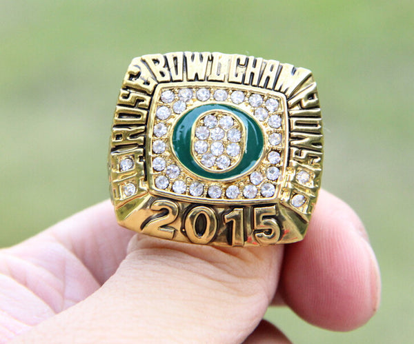 Oregon Ducks Rose Bowl (2015) NCAA Replica Championship Ring