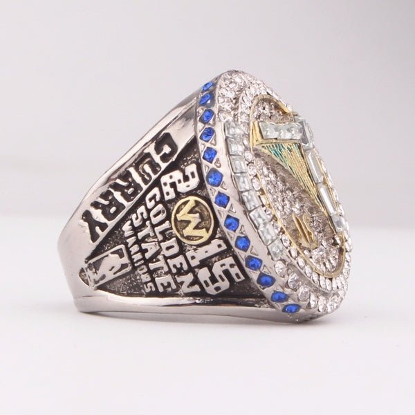 Golden State Warriors (2015) - Replica Basketball Championship Ring