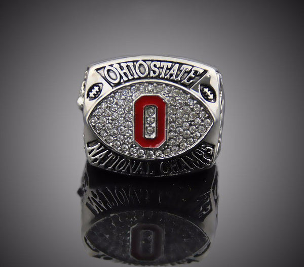 Ohio State Buckeyes NCAA (2002) Replica National Championship Ring