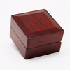Display Box - Wooden Collector's Box - Ring Box