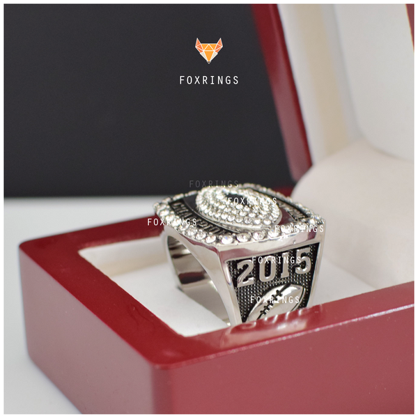 Fantasy Football League (2015) - Championship Ring